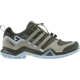 adidas TERREX Swift R2 Gore-Tex Wanderschuhe Damen legend earth/feather grey/ash grey